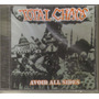 Total Chaos - Avoid All Sides ( Punk Hardcore ) Cd Rock