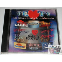 Cd Te Amo Tv / Éxitos Originales De Telenovelas