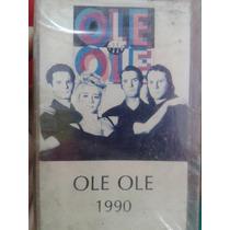Casete Ole Ole Martha Sanchez 1990 Nuevo Y Sellado