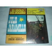 Bolero, Julio Jaramillo, Calla Corazon, Ep $499