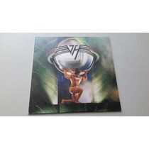 Van Halen 5150 Lp Nacional Con Hoja De Letras