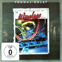 Cd Original Dvd The Golden Age Of Wireless Thomas Dolby Emi