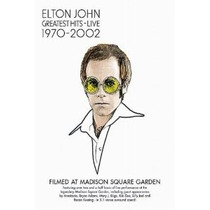 Elton John Greatest Hits One Night Only Dvd Seminuevo