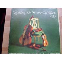 La Musica Mas Hermosa Del Mundo, 12 Discos Incluidos/vinil