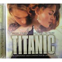 Soundtrack - Titanic James Horner Importado De Usa