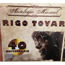 Antología Musical Rigo Tovar