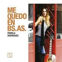 Rodriguez Pamela Me Quedo En Buenos Aires Cd Nuevo