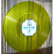 Bonnie Pointer Lp Single I Can´t Help Myself Cloror Amarillo