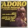 Franck Pourcel Y Su Orquesta / Adoro 1 Disco Lp Vinilo