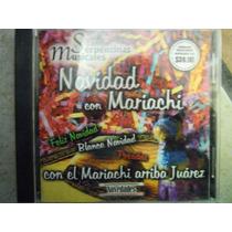 Serpentinas Musicales Cd Navidad Con Mariachi