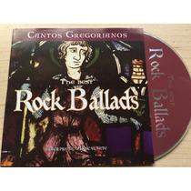 Cd. Cantos Gregorianos. The Best Rock Ballads - Remate