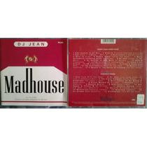 Dj Jean -madhouse-cd Doble-hm4-envío Gratis