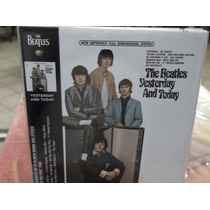 The Beatles Yesterday And Today Cd Importado Digipak Nuevo