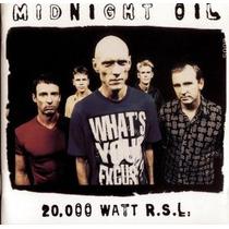 Midnight Oil 20000 Watts Rsl Solo Disco