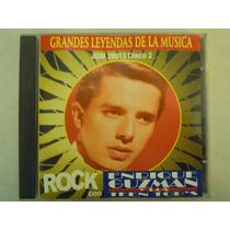 Enrique Guzman Cd Grandes Leyendas De La Musica Disco 2