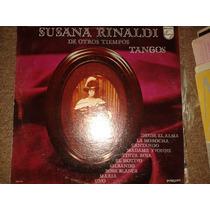 Disco Acetato: Susana Rinaldi