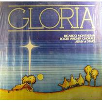 Ricardo Montalban - Gloria The Salvation Army Annual Lp Usa