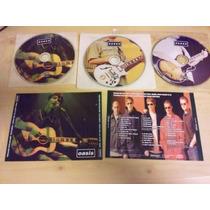 Oasis Noel Live Dublin 1997 3cds 2 Conciertos Sin Liam Raro