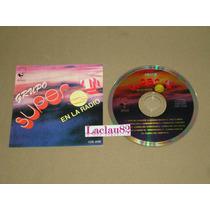Grupo Super T En La Radio 1999 Gallo Records Cd