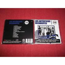 Los Autenticos Decadentes - Rock Latino Cd Imp Ed 2012 Mdisk