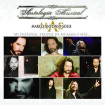 Antologia Musical -marco Antonio Solis 3 Cd + Dvd