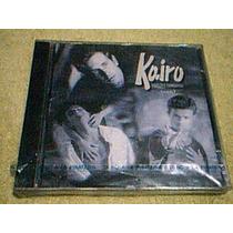 Cd Kairo - Vuelve Conmigo - Cd Single Promo Nuevo Sellado