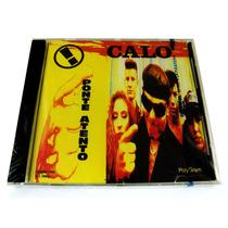Calo / Ponte Atento Cd Nuevo 1a Edic. Poligram 1991