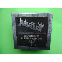 Judas Priest - The Complete Albums - (19cds, 2011, Alemania)