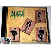 Cd Maná: Falta Amor!! Rock / Pop Nacional Omm