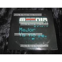 Moenia Mejor Ya No Cd Original De Coleccion!!