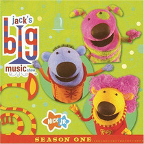 Jack Gran Music Show: Season One Cd Soundtrack