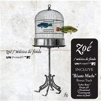 Cd Mtv Unplugged - Musica De Fondo (jewel) : Zoe