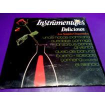 Disco Lp Los Sonidos Orquestales Instrumentales Deliciosos
