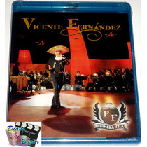Blu-ray Vicente Fernández: Primera Fila!!!! Omm