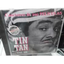 Tin Tan Canciones De Sus Peliculas Cd