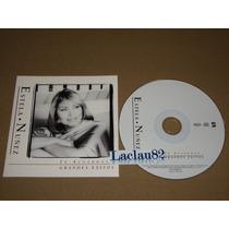 Estela Nuñez Te Acuerdas Grandes Exitos 1999 Epic Cd