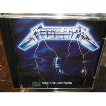 Metallica Ride The Lighthing Cd Sellado
