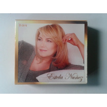 Cd Estela Nuñez 3cds Exitos Lbf