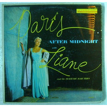 Paris After Midnight With Liane 1 Disco Lp Vinilo