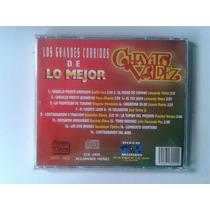 Cd Lo Mejor De Chayito Valdez Norteño Corridos 3cds Lbf
