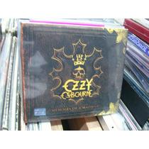 Ozzy Osbourne Memoirs Of A Madman 3cds Black Sabbath