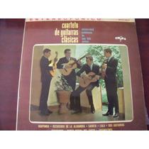 Lp Cuarteto De Cuerdas Clasicas Uaslp, Envio Gratis