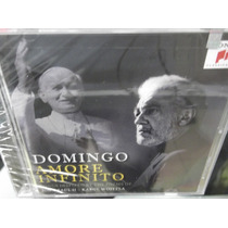 Placido Domingo Amore Infinito Cd Nuevo Sellado