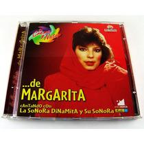 La Crema Y Nata De Margarita / Cd Como Nuevo Ed 1999