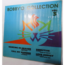 Bobby O Collection Vol. 3 L P México Hi N R G Synth Pop 1987