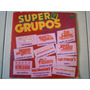Super Grupos Lp Vol.3 Bukis,yonics,potros,los Ortiz,freddys