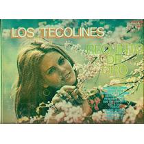 Lp - Los Tecolines - Requinto De Oro