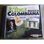 El Tiple Musica Colombiana Cd Raro Hecho En U.s.a. En 1990