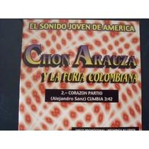 Cd Chon Arauza & Rumores Sencillo,envio Gratis
