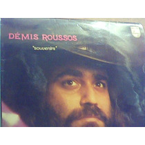 Lp - Demis Roussos - Souvenirs